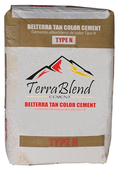 Belterra Tan Type N Masonry Cement