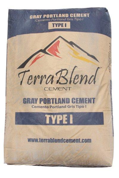 Gray Portland Cement Type 1