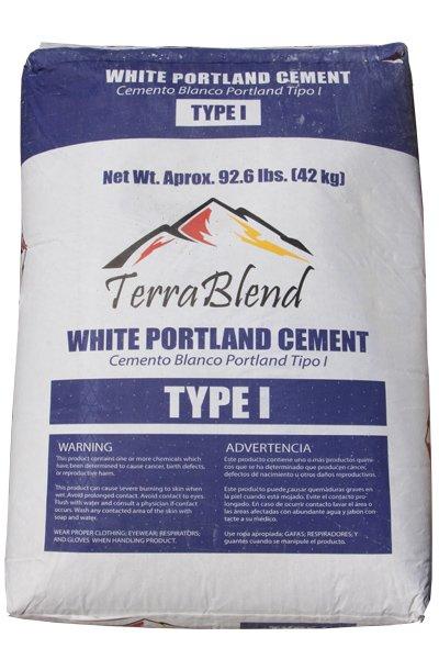 White Portland Type 1