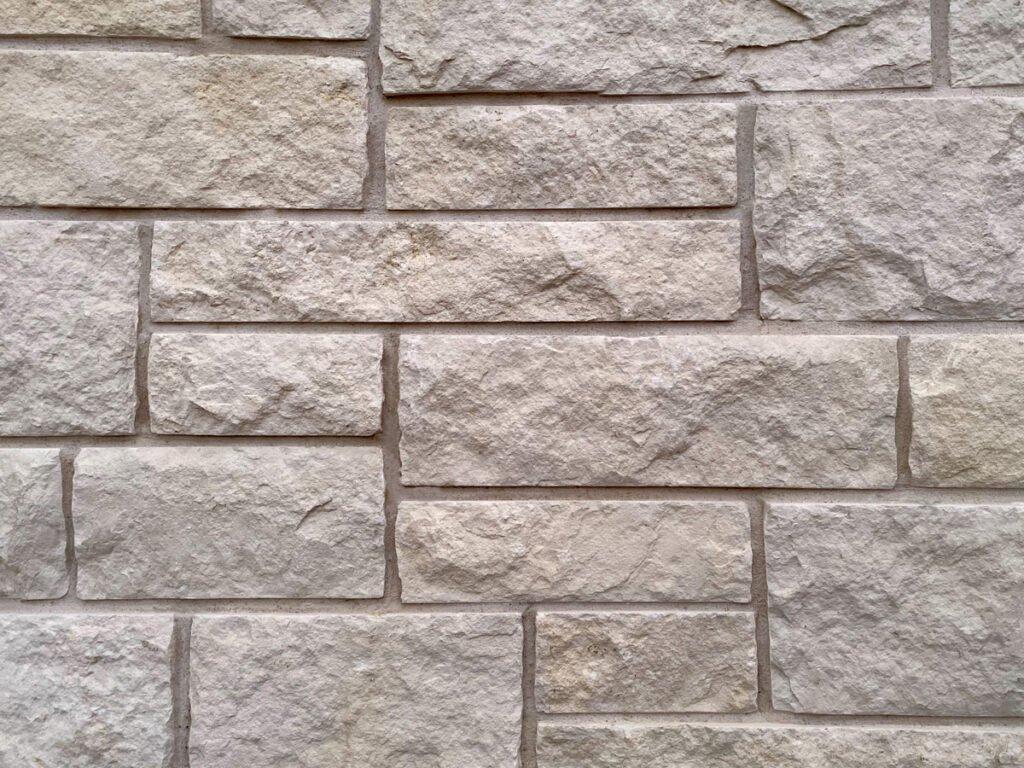 Snow White - Random Ashlar - Austin Block and Quarry Natural Stone